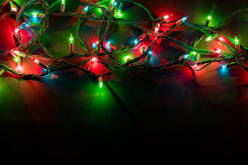 Christmas Light Switch On….